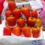 Lange danach gesucht: Cashew-Früchte