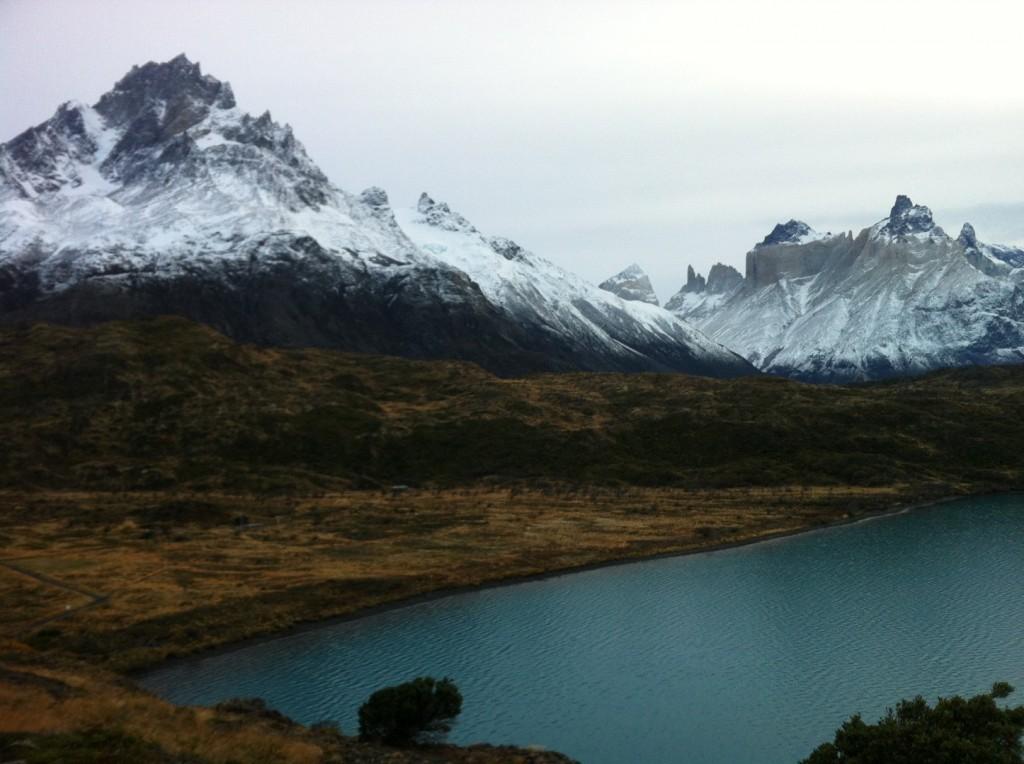 """Torres del Paine""Nationalpark"