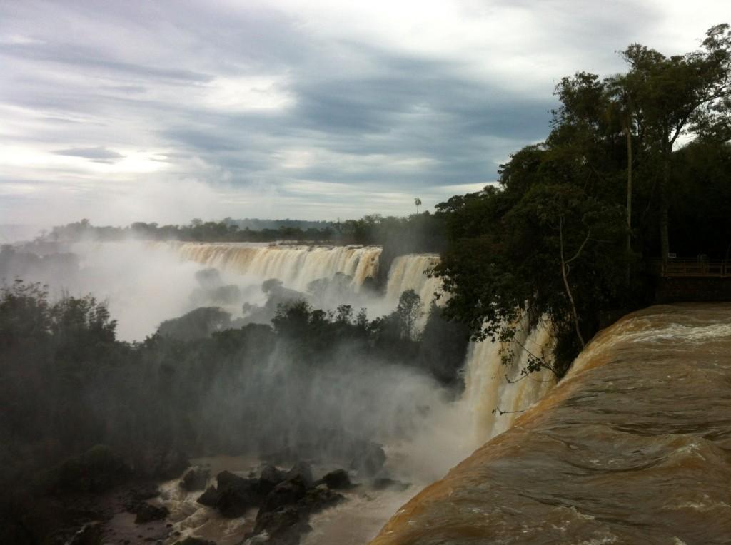 Iguazu-Fälle