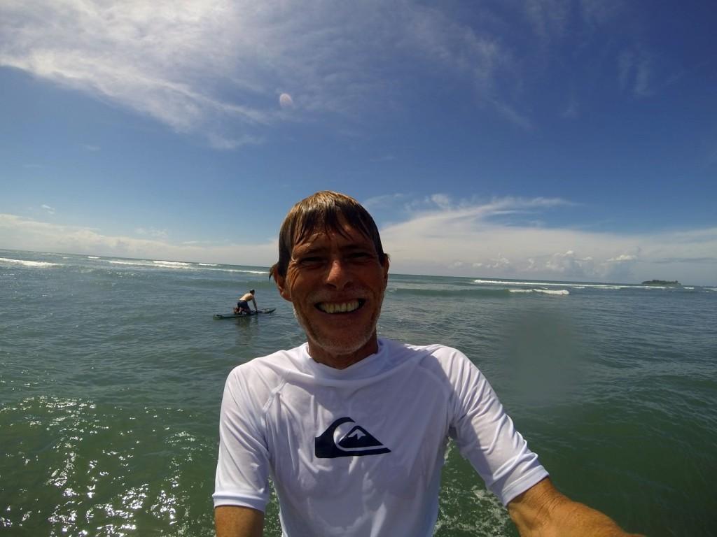 Unser Surf-Instructor