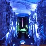 Kathedrale 180m unter der Erde